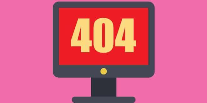 چگونه خطای 404 بعضی صفحات وردپرس را حل کنیم؟